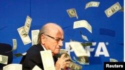 Seep Blatter
