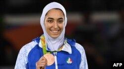 کیمیا علیراده شش رکورد تاریخی برای تکواندو و ورزش زنان ایران بجا گذاشته است