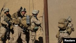 Авганситан, американски војници
