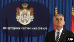 Presidenti i Serbisë, Tomisllav Nikolliq.