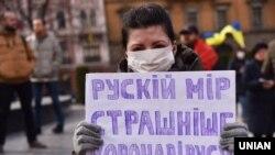 В результате агрессии России против Украины уже погибли больше 13 тысяч человек