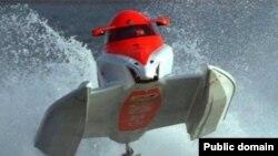 Кабанда шушындый спорт катерлары ярышачак