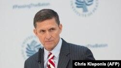 ژنرال بازنشسته مایکل فلین، گزینه ترامپ برای مشاور امنیت ملی