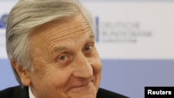 Глава Европейского центрального банка Жан-Клод Трише