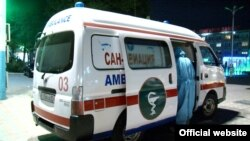 Even ambulances are running out in Tajikistan.