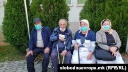 Prizor iz opštine Debar, Severna Makedonija