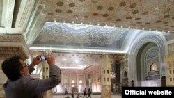 گزارش تصویری از توسعه آرامگاه آیتالله روحالله خمینی