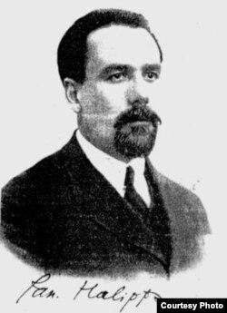 Pan Halippa (Foto: I. Țurcanu, M. Papuc, Basarabia în actul Marii Uniri de la 1918)