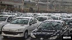 خودروهای پژو ایران خودرو