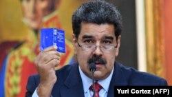 Ніколас Мадуро розкритикував рішення, назвавши його незаконним
