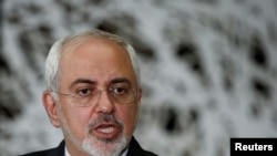 Iranian Foreign Minister Mohammad Javad Zarif on December 7