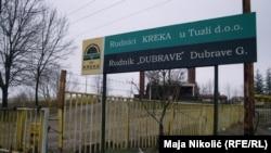 Nesreća u rudniku Dubrave
