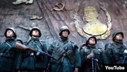 """Rusiya - """"Stalinqrad"""" filmindən kadr"""