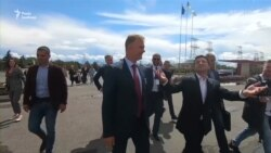 Президент України обіцяє «вдихнути нове життя» в Чорнобильську зону – відео