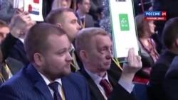 «Це плювок в обличчя українського народу» – Путін про Саакашвілі (відео)