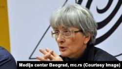 Profesorka Dubravka Valić Nedeljković