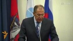 Лавров: військового втручання в Україну «не буде»