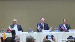 «Ռուսաստանը առաջարկներ ունի, կողմերը մոտ են պայմանավորվածության»․ Լավրով