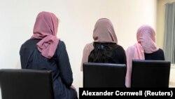 شماری از زنان افغان