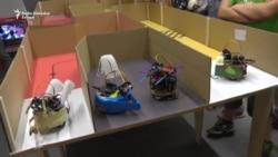 Trka robota u Beogradu