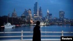 Финансовият център City of London е един от най-големите в Европа. Снимката е илюстративна.