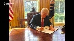 Критики и за новиот декрет на Трамп за забрана за влез во САД