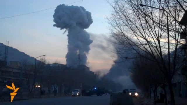Sulm në Kabul