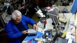 Радиомеханик: Прямо в приемнике сидела лягушка