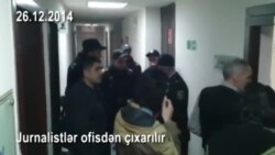 Бакинский офис АзадлыгРадиосу опечатан