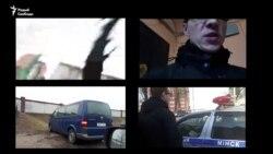 Чатыры спробы затрыманьня Зьмітра Дашкевіча ў жывым эфіры