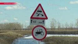 Жители деревни в Омской области предлагают отдать ее соседнему Казахстану