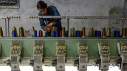 Pakistan sells textiles worth billions of dollars to the EU each year without customs duties.