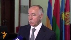 """Иванов:""""Дар Афғонистон 6,5 тонна маводи мухаддир истеҳсол шудааст."""""""