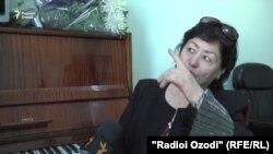 Мастона Эргашева