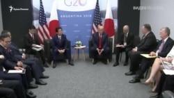 Нам не нравится то, что происходит – Трамп о ситуации в Черном море (видео)