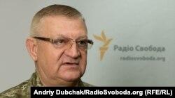 Олександр Розмазнін, заступник начальника головного командного центру Збройних сил України