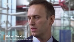 European Court: Russia Arrested Navalny For Political Reasons
