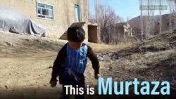 How A Little Afghan Boy And His Homemade Messi Jersey Charmed The Internet