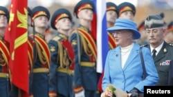 Королева Дании Маргрет Вторая