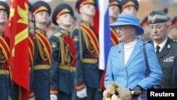 Королева Дании Маргрет Вторая (архив)