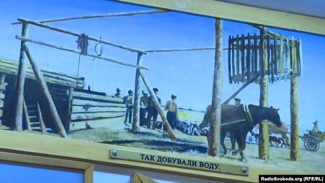 Музей Северо-Крымского канала в Таврийске, Херсонская область