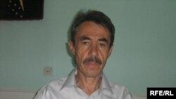 Заместитель начальника грузовой службы компании «Железные дороги Таджикистана» Саиджон Ёдгори.