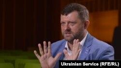 Голова партії «Слуга народу», перший заступник керівника фракції цієї політсили у Верховній Раді Олександр Корнієнко