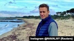 Алексей Навальний, Германия, 2020 йил 11 октябри.