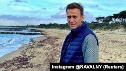 Оппозициялық саясаткер Алексей Навальный.