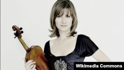 """Lisa Batiashvili says it's a childhood dream of hers """"to bring such an eminent orchestra to Georgia."""""""