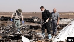 Russia suspended all flights to Egypt after a Russian jet exploded over the Sinai Peninsula on October 31, 2015, killing all 224 people on board. (file photo)