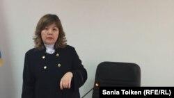 Судья суда № 2 города Атырау Эльмира Ойкулова. Атырау, 6 февраля 2017 года.
