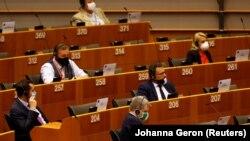 Илустрација- Европски парламент