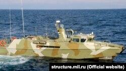 Быстроходный катер «Раптор» в Севастополе